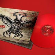 """Cover LP """"Carnivora"""""""