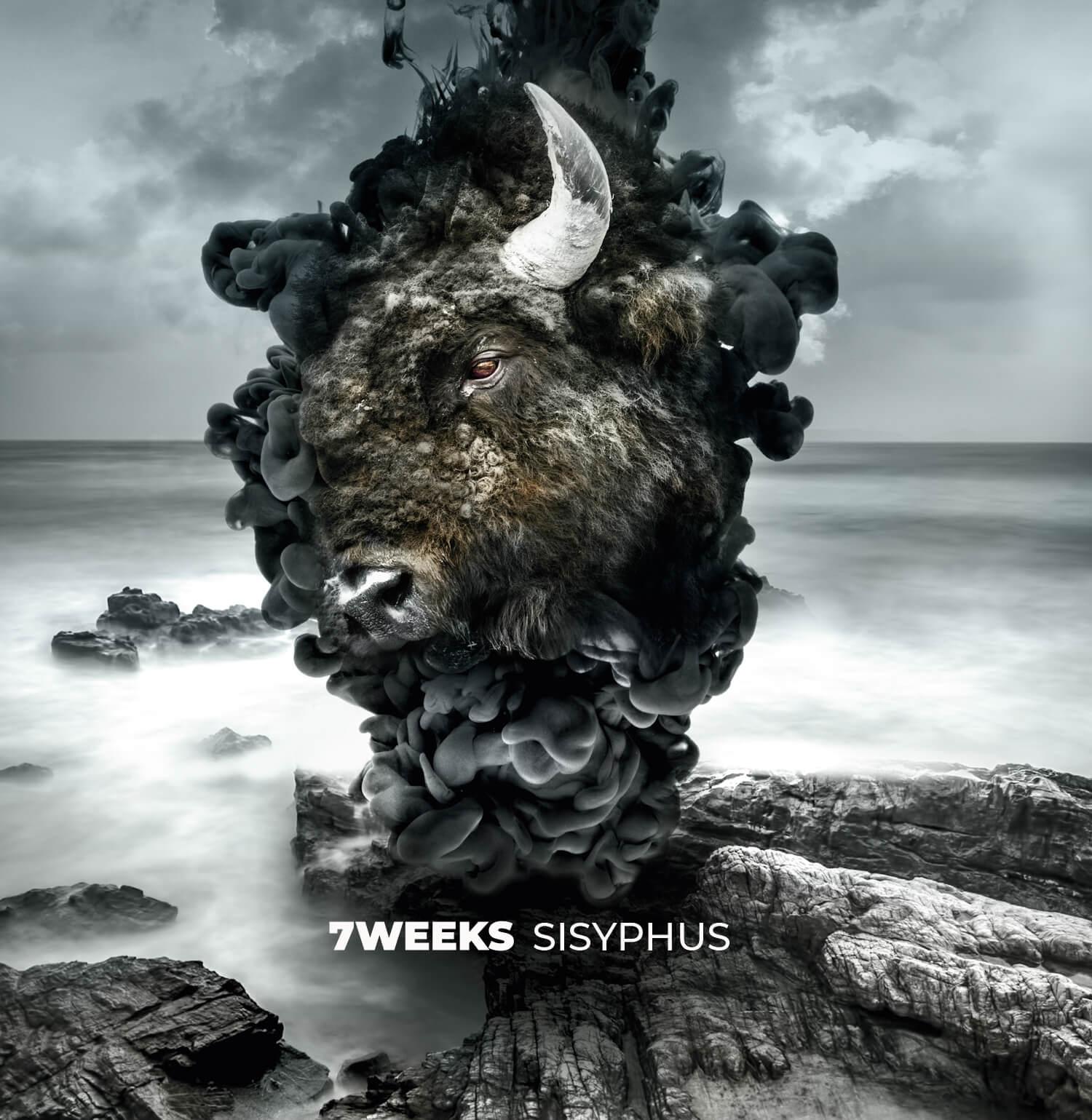 Artwork Album Sisyphus 7Weeks