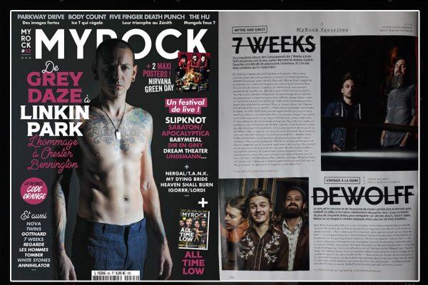 MYROCK ITV