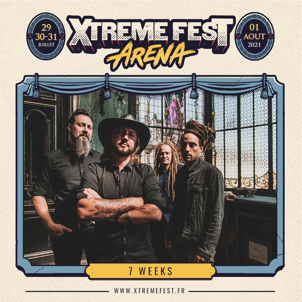 7Weeks Xtreme fest 2021